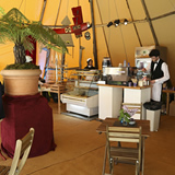 Odaois Tented Food Exhibition
